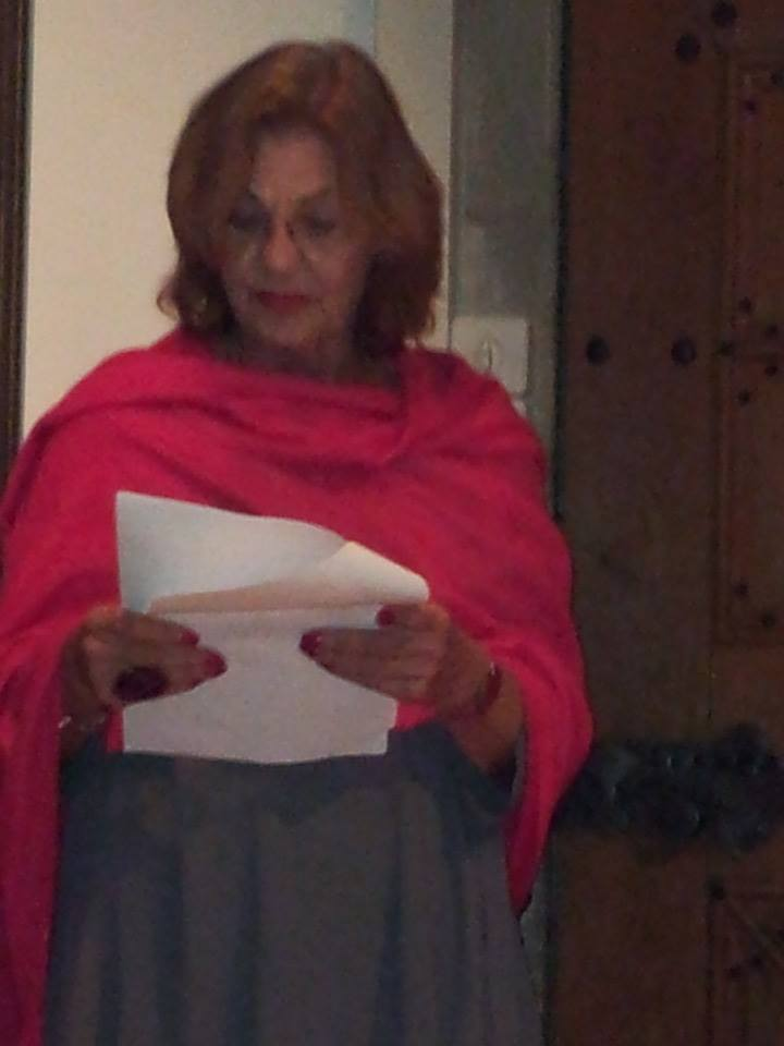 Discours de Hildegard Medina Emam, épouse de Fateh Emam sur sa relation avec la ville de Lausanne